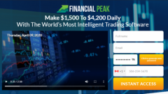 Financial Peak Review