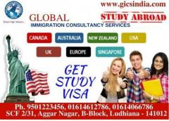 Apply Study Visa for abroad.