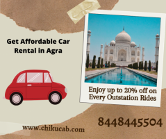 Car Rental in Agra