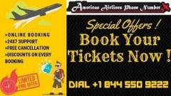 How to reserve your tickets with American Airlines Number?