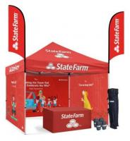 Custom Printed Canopy Tents & Canopies | Promotional Tents