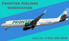 Know Easy Way to Book Frontier Airlines Reservation