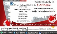 Study work & live in Canada..