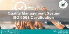 Get ISO 9001 Certification | Quality Management System |QMS