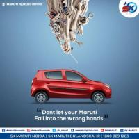 Get your Car Service at Best Nexa Service Center In Noida
