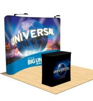 Tension Fabric Displays - Trade show display booths in Toronto