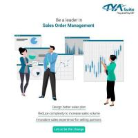 Track Sales Operations with TYASuite Sales Order Management Software