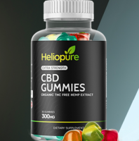 Ingredients Of Heliopure CBD Oil And How It's Work?