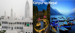 Kanpur to Nepal Taxi Service , Kanpur to Nepal Cab Fare