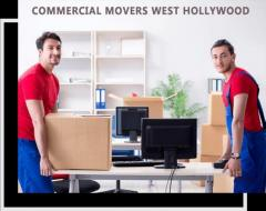 We are the best commercial movers West Hollywood.