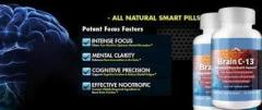 What are the Brain C-13 brain ingredients?