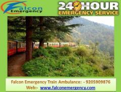 Use Low-Cost Train Ambulance Services from Nagpur for Best Services