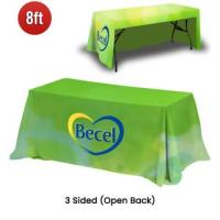 Custom Tablecloth   Table cloths for Promotion   Tent Depot