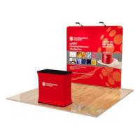Portable Trade Show Displays for sale | Custom Design & Production