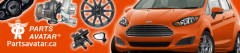 Find Best Ford Fiesta Parts Online At Partsavatar.ca