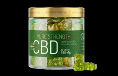 The Most Useful Thing About Pure Strength CBD Gummies ?