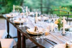 Tips For Choosing The Right Menu For Your Wedding