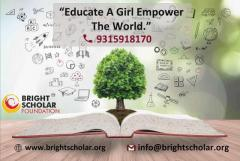 NGO in Rajasthan fundraising for Education   Bright Scholar Foundation