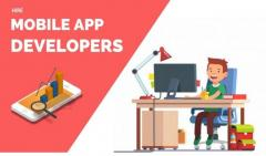 Hire Expert Mobile App Developers in USA