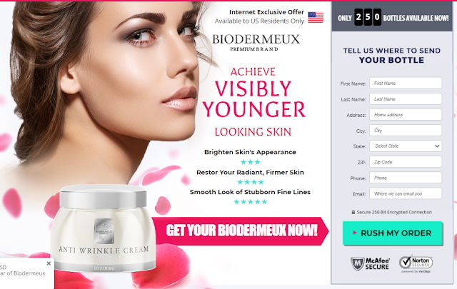 What Materials Are Being Used Inside Of The Biodermeux Cream ?