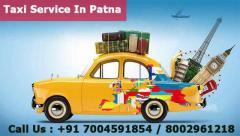 Taxi Services In Patna   7004591854  Local & Outstation Taxi