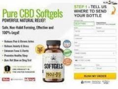 Pure CBD Softgels UK : 2021 Reviews, Most Beneficial for Pain Relief!!!