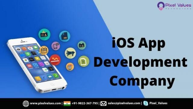 Acquire success with Pixel Values Technolabs as your technology partner   iOS application developmen