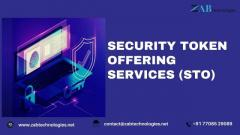 SECURITY TOKEN OFFERING SERVICES (STO)