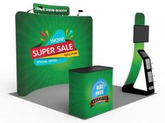 Great Offers on Trade Show Displays at Display Solution