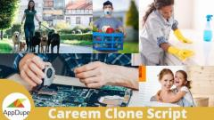 Buy our robust Careem clone app to uplift your business