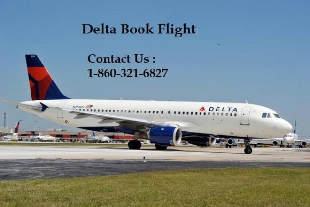 Delta Airlines Tickets: call us+1-860-321-6827