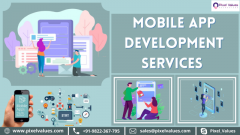 A One-Stop Solution for All Your Mobile App Development Needs   Contact Pixel Values Technolabs