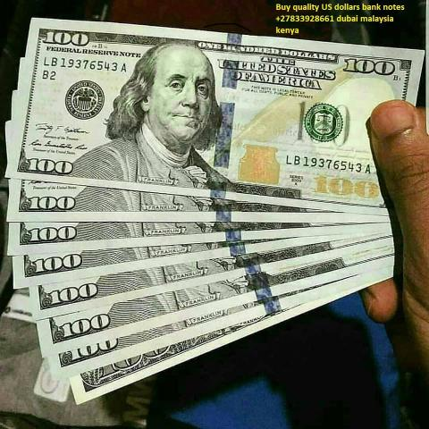 .  100% UNDETECTABLE COUNTERFEIT MONEY Whatsapp:..(+27833928661) TOP QUALITY COUNTERFEIT MONEY FOR S
