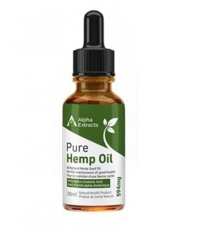 Alpha Extracts Pure Hemp Oil Canada [Scam Or Legit] – Check Side-Effect