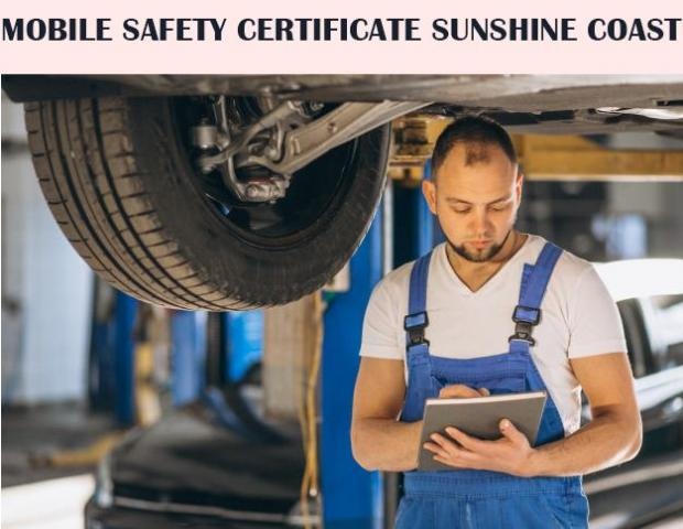 Now You May Get Hands On An Authentic Mobile Roadworthy Sunshine Coast certificate!
