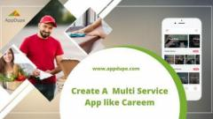 Contact Us to buy the latest version of Careem Clone