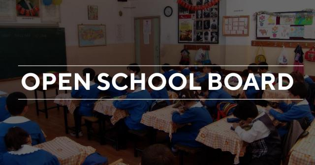 Join Open School Board to Complete Your Study after a Pause