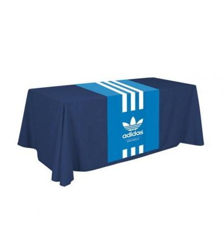 Trade Show Tablecloths & Table Runners For Promotional Events   California