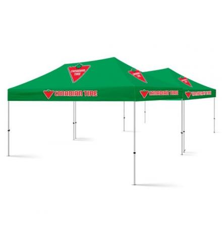 20x20 Canopy Tent Packages for Outdoor Events | Branded Canopy Tents