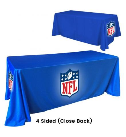 Custom Table Covers   Marketing Table Covers  Tent Depot