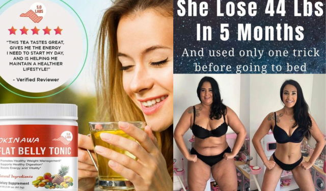 Are You Troubled By Stomach Fat Use Okinawa Flat Belly Tonic