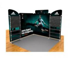 Grow Your Business with Our Best Quality Exhibit Displays