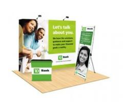 Best Price Guarantee on All Trade Show Display Packages