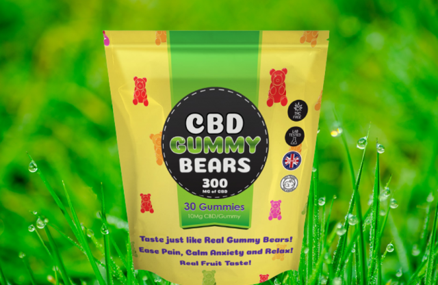 How Does Green CBD Gummies Works?