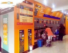Coin Laundry Machine Supplier Malaysia