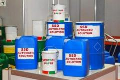 SSD SOLUTION CHEMICALS AUTOMATIC