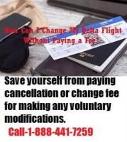 How to Change Delta Flight For Free