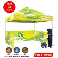Printed Tent | Leading B2B Marketplace | Tent Depot | Canada