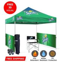 Choose Best For Your Brand w/ Custom Made Tents | Tent Depot