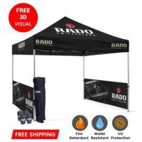 Canopy Tent With Logo | Highly Effective | Amazing Offer | Tent Depot